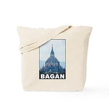 Bagan Tote Bag