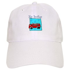 Firetruck Big Brother Baseball Cap