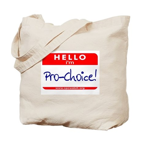 Hello, I'm... Tote Bag