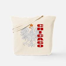 Chicago Polish Eagle Tote Bag