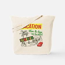 Mexico Vacation Tote Bag