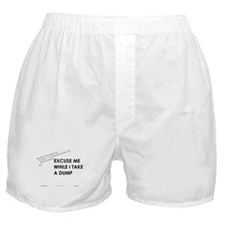 DBA Boxer Shorts