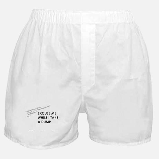 DBA Boxer Shorts