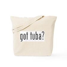 got tuba? Tote Bag