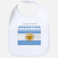 Vamos Argentina Bib