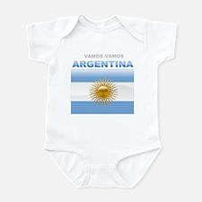 Vamos Argentina Infant Bodysuit