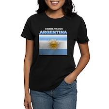 Vamos Argentina Tee