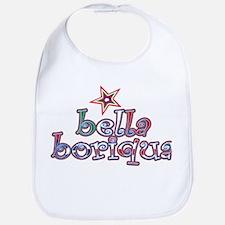 Bella Boriqua Bib