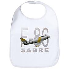 F-86 SABRE FIGHTER Bib