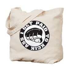Cute Mixed martial arts Tote Bag