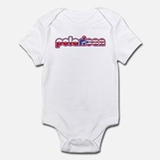 PolaRican Infant Bodysuit