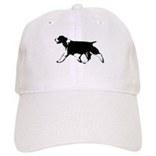 english springer spaniel Baseball Cap
