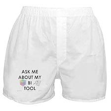bi tool Boxer Shorts