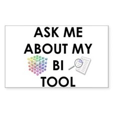 bi tool Rectangle Decal