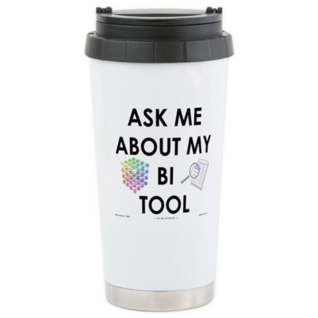 bi tool Stainless Steel Travel Mug