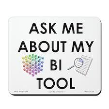 bi tool Mousepad
