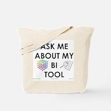 bi tool Tote Bag