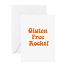 Gluten Free Cook Greeting Card