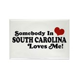 Somebody in south carolina loves me Single