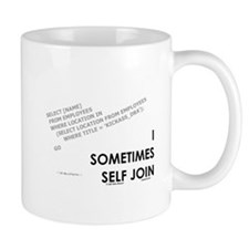 query - self joins Mug