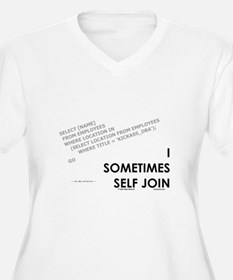 query - self joins T-Shirt