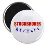 Retired Stockbroker Magnet
