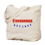 Retired Stockbroker Tote Bag