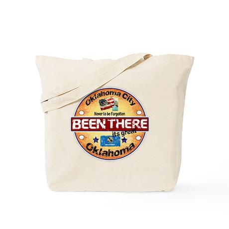 Oklahoma City Store Tote Bag