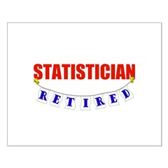 Retired Statistician Posters