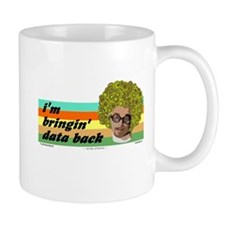 data back Small Mug