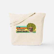 data back Tote Bag