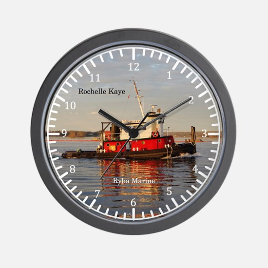Rochelle Kaye Wall Clock