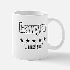 """""""Great Lawyer, Amazing lawyer, Hot shot lawyer"""" Mu"""