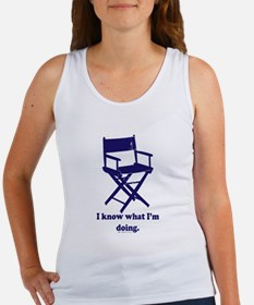 Directors Know What We're Doi Women's Tank Top