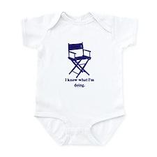 Directors Know What We're Doi Infant Bodysuit