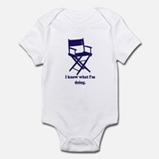 Directors Know What We're Doi Infant Bodysuit