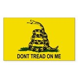 Gadsden flag Single
