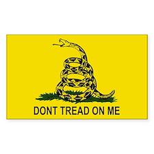 Gadsden Flag Stickers