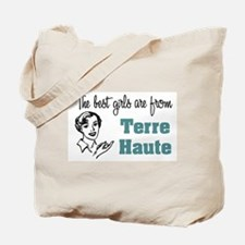 Best Girls Terre Haute Tote Bag