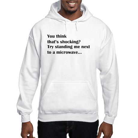 Microwave Hooded Sweatshirt