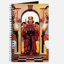 Maxfield Parrish King's Procession Journal