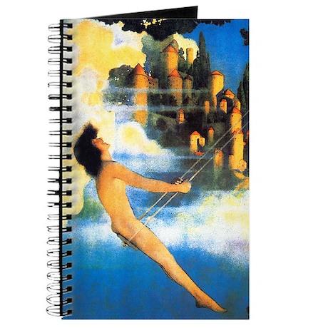 Maxfield Parrish Dinky Bird Journal
