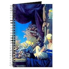 Maxfield Parrish Cleopatra Journal