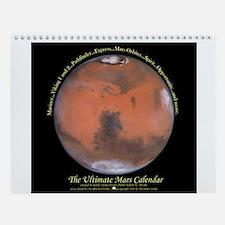 The Ultimate Mars Calendar