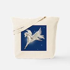 Pegasus In Flight Tote Bag