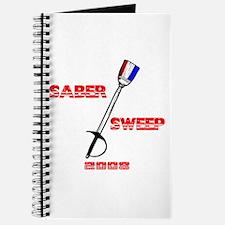 Saber Sweep 2008 Journal