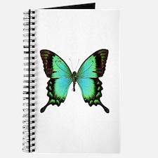 Green Butterfly Journal