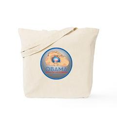Obama Sign of Progress Tote Bag