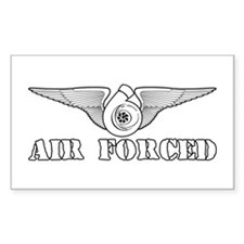 Air Forced Decal