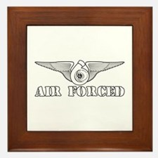 Air Forced Framed Tile